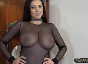Milf large nipples