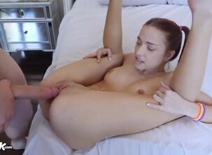 Creampie for sister